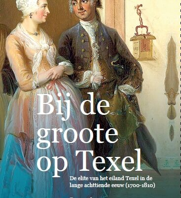 Boek Bij de groote op Texel